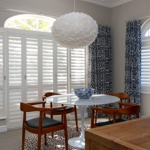 S-CRAFT+Aluminium+Shutters+-+Kitchen+Diner+-+Satin+White