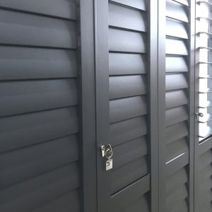 S-CRAFT+Aluminium+Shutters+-+With+Keyfob+-+Charcoal+1